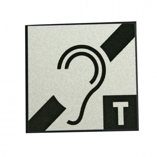 HEARING-IMPAIRED LABEL